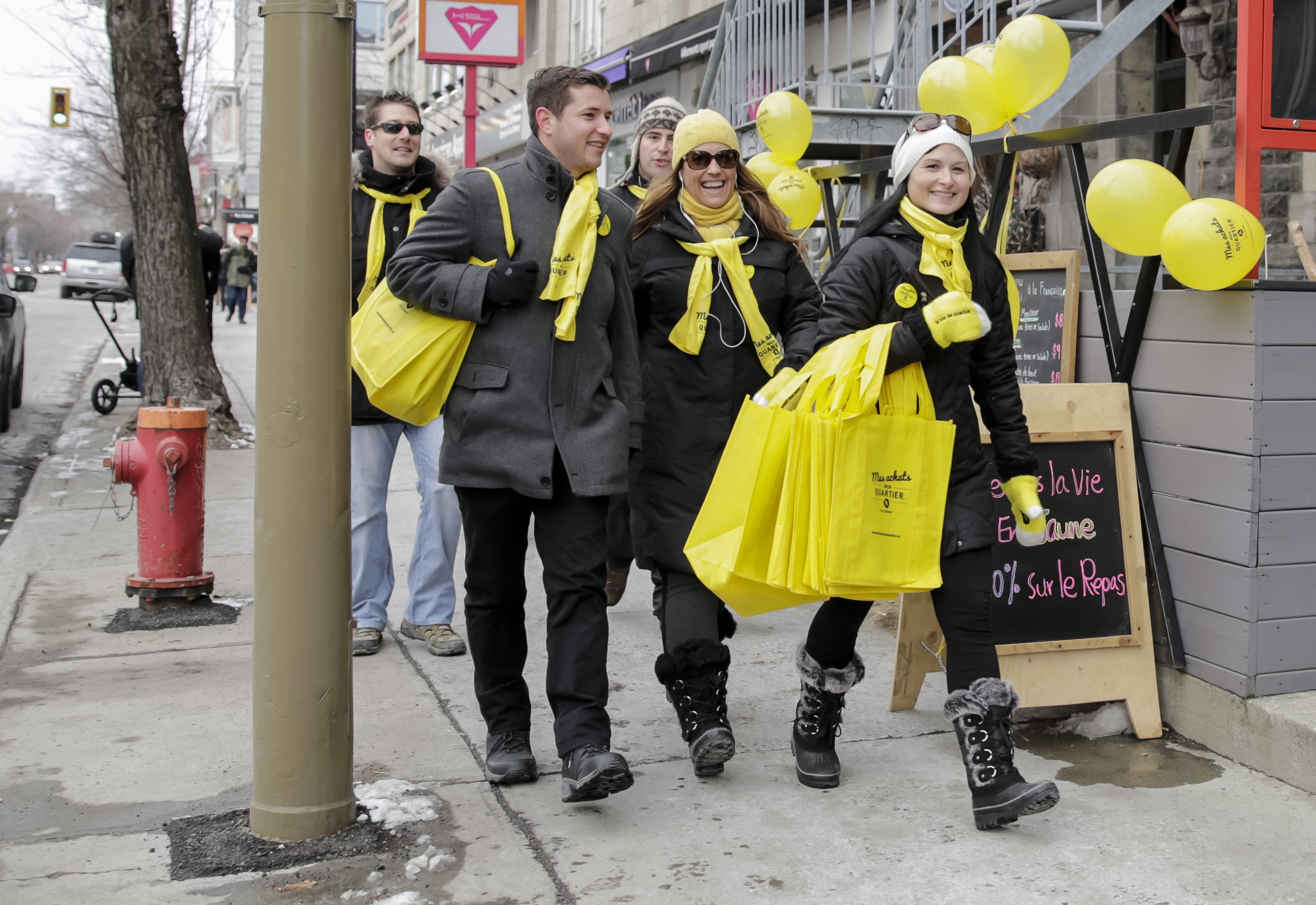Impact on the Community - Yellow Pages Canada